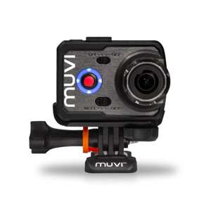 Veho VCC-006-K2S Muvi K-Series Sports Bundle Wi-Fi Handsfree Action Camera -  £69.99 w/code @ IWOOT