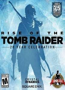 Rise of the Tomb Raider 20th Anniversary (Steam) Instant Gaming - £13.56 @ Instant Gaming