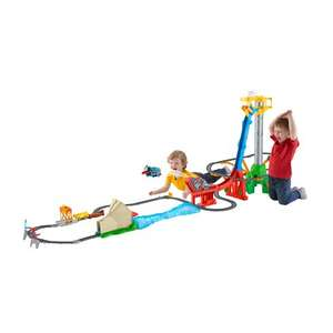 Thomas & Friends TrackMaster Sky-High Bridge Jump Set HALF PRICE - £49.99 @ Smyths