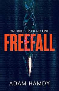 Freefall Hardback for only £8  (Prime) £10.99 (Non Prime) @ Amazon