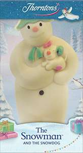 Thorntons Snowman and Snowdog Model White Chocolate 200 g (Pack of 4) - £16 (Prime) £20.75 (Non Prime) @ Amazon