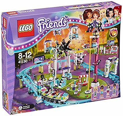 Lego friends amusement park - Roller-coaster set. £58.99 with Amazon (Prime Exclusive)