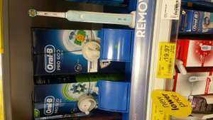 Oral-B Pro 600 electric tooth brush at Asda - £19.97 @ ASDA instore