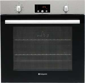 Hotpoint SKA89P Stainless Steel Single Oven - Pyrolytic Self Cleaning Cycle £262 @ Hotpoint Clearance