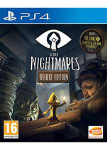 Little Nightmares Deluxe Edition PS4 £18.85 @ Base