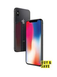 iPhone X for £903.09 delivered + 12 months 0% with code for new customers only @ Very