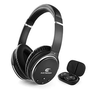 Active Noise Cancelling Headphones 4.1 Bluetooth Wireless Over-Ear Foldable Headphones - £37.99 @ Sold by topswinner and Fulfilled by Amazon
