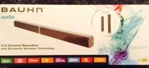 Bauhn Detachable soundbar instore at Aldi for £19.99
