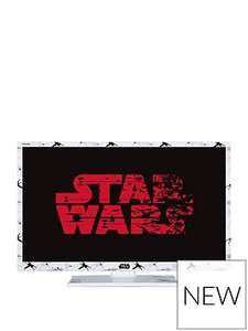 "STAR WARS Toshiba 24"" TV  £199.99 @  VERY"