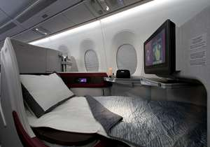 Qatar Airways Business Class to Asia and Australasia from £850 return (Flying from various European Airports)!