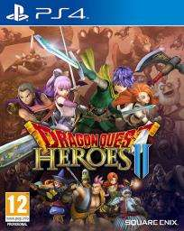 Dragon quest heroes 2 (PS4) £14.99 (new??) @ Grainger games