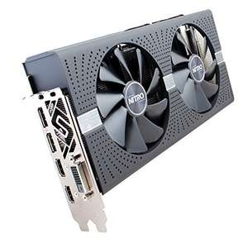 Sapphire  NITRO+ Radeon RX 570 4 GB GDDR5 Graphics card, £230.96 from amazon MemoCow
