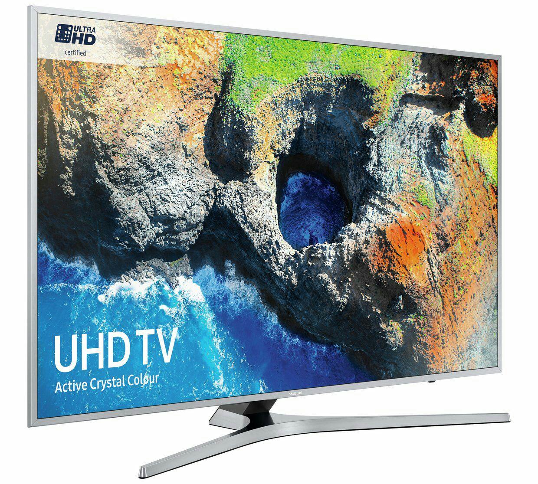 Samsung 55MU6400 55 Inch 4K UHD Smart TV with HDR £674.10 @ Argos