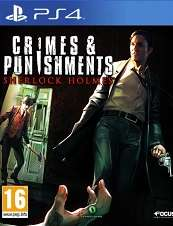 ex rental Crimes and Punishments Sherlock Holmes PS4 @ Boomerang