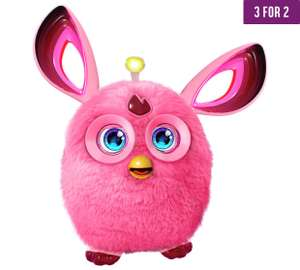 Furby connect £32.99 and on 3 for 2 offer at Argos