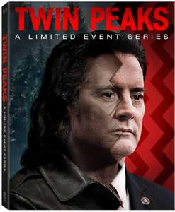 Twin Peaks: A Limited Event Series Blu-ray Box Set - pre-order £35 @ Zavvi
