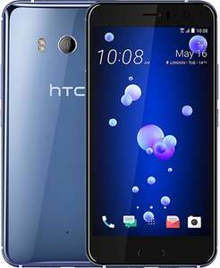 HTC U11 64GB Amazing Silver, O2 ( Grade A Mint condition) from CeX with 24-month warranty