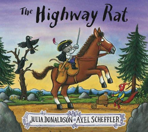 Julia Donaldson The Highway Rat Paperback £2.09 Prime / £4.08 Non Prime @ Amazon