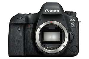 Canon 6d mkii body only- Amazon £1652.38