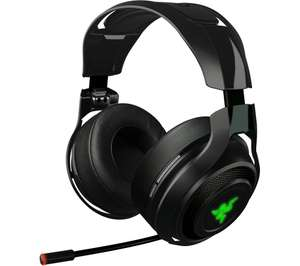 RAZER Man O' War Wireless 7.1 Gaming Headset - currys £119.99 @ Currys