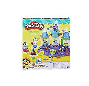 Play Doh Ice Cream Castle Set - £7.26 Prime / £12.01 Non Prime @ Amazon