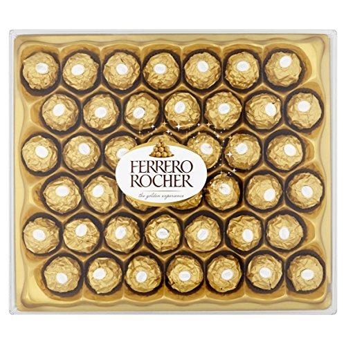 42 Pieces Of Ferrero Rocher Joy Returns To The Lower Price £10 Prime /£14.75 Non Prime @ Amazon