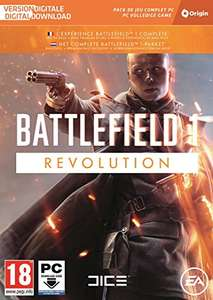 Battlefield 1 - Revolution (PC,X1,PS4) £26.75 @ Amazon Fr