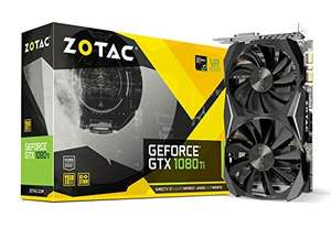 Zotac GeForce GTX 1080 Ti Mini £612 /€692 del @ Amazon.fr