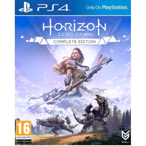 Horizon Zero Dawn Complete Edition (PS4) £35.99 Delivered (Pre-order) @ 365games