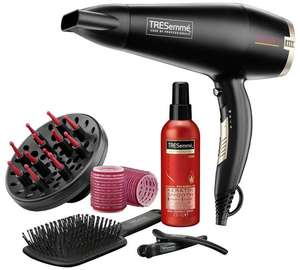 TRESemme Keratin Smooth Blow Dry Gift Set £22.39 w/code @ Argos + Manufacturer's 3 year guarantee