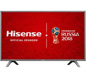 Hisense H60NEC5600UK 60 Inch Smart 4K Ultra HD TV with HDR - £629.10 @ Argos with code TV10