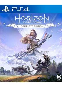 Horizon Zero Dawn Complete Edition (PS4) - £32.74 @ Base (now lower price)