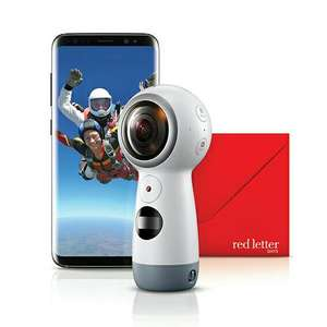 Purchase Samsung Gear 360 and get a £75 Red Letter Day voucher - participating stores only (see post for details)