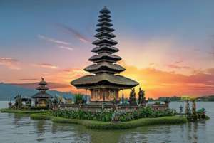 Return flights to Bali from Heathrow £346pp @ Omega Flight Store