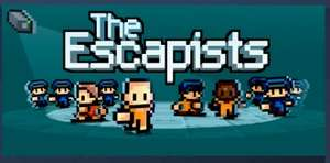 Steam PC The Escapists £3.24
