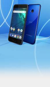 Pre-Order: HTC U11 Life -  Android One phone - UK Version 64GB - £349 @ HTC Mobile