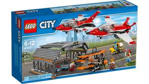 LEGO City Aiport Air Show - 60103. £41.99 From the Official Argos Shop on ebay