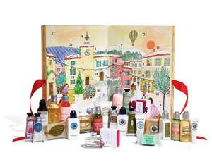 L'occitaine Calendar £41.65 delivered using code @ Debenhams - A few other combinations that could suit better in OP too