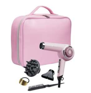 Remington Pink Lady Retro Dryer (2000w) Gift set £27.99 using code @ Argos