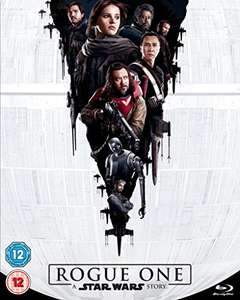 Rogue One: A Star Wars Story (blu-ray) £10 Prime / £11.99 Non Prime @Amazon (was £15)