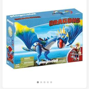 Playmobil 9247 Dragons Astrid And Stormfly £9.99 @ Smyth's