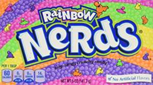 Wonka Rainbow Nerds 141.7g £1 @ Poundland