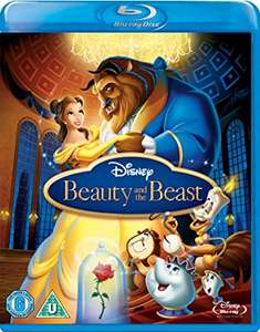 Two Disney Blu-ray titles for £14.99, Less than £7.50 each! @ Amazon