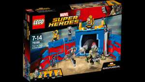LEGO Super Heroes 76088 Thor vs. Hulk: Arena Clash Toy £39.96 from £54.99 @ Amazon