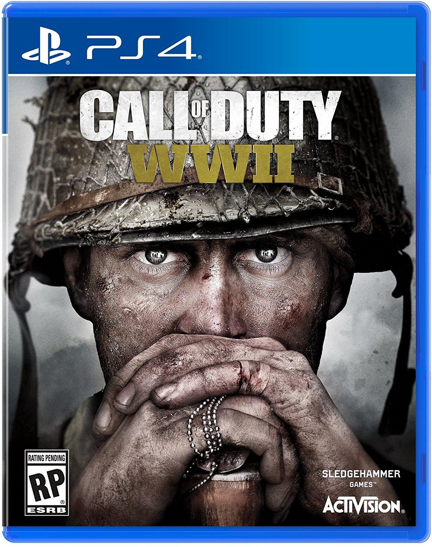 Call Of Duty:  WW2 Download - PS4 (Via PSN) - £48.34 @ CDKeys