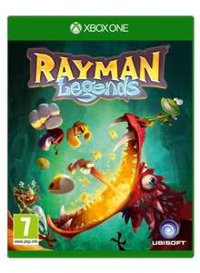 Rayman Legends XBOX ONE £11.99 @ Amazon Prime (£13.98 non-Prime)