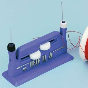 INFILA Automatic HAND Needle Threader - £3.59 delivered @ RNIB