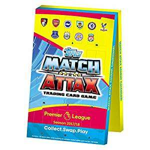 match attax advent calendar 2017/18 @ Amazon - £14.53 Prime / £19.28 non-Prime
