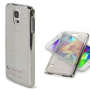 Genuine Tucano Plisse Snap Case Italian Design For Samsung Galaxy S5 Gold (Ebay - sold by dsg_outlet) - £1.99 delivered