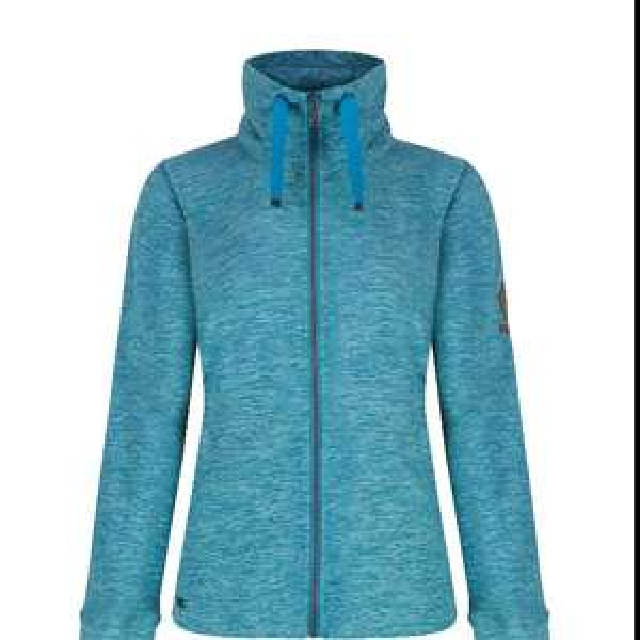 Ladies regatta endora fleece jumper in pagoda blue £11 from eBay - free C&C (seller greatoutdoorssuperstore)